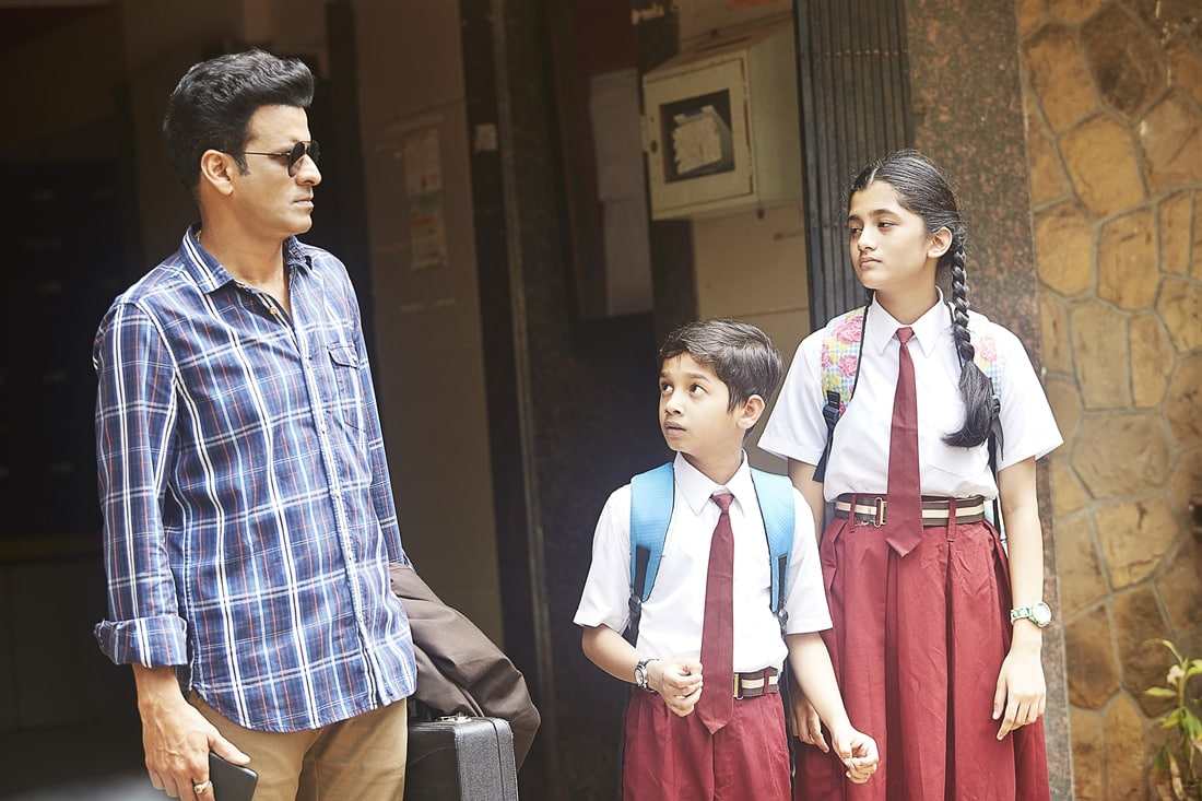 That the initial, establishing episodes rest largely on Manoj Bajpayee's shoulders shouldn't come as much of a surprise