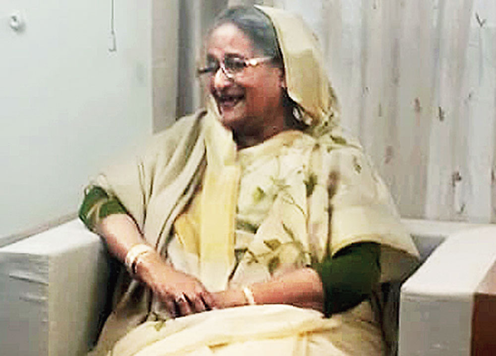 Hasina test: keep rivals in race