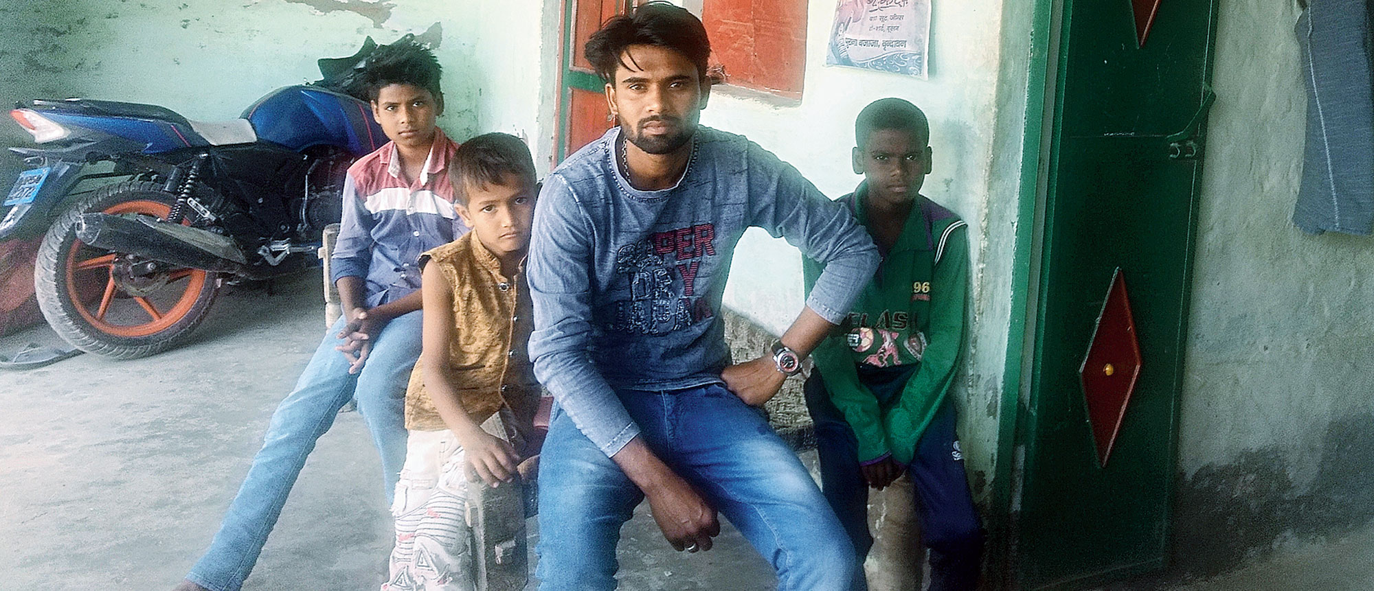 Scared to be Muslim: family's cry of anguish in sacred village in Mathura