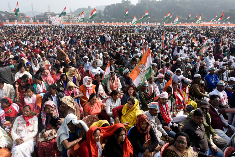 The Congress received about Rs 383.26 crore through electoral bonds, and about Rs 551.56 crore overall via donations and contributions