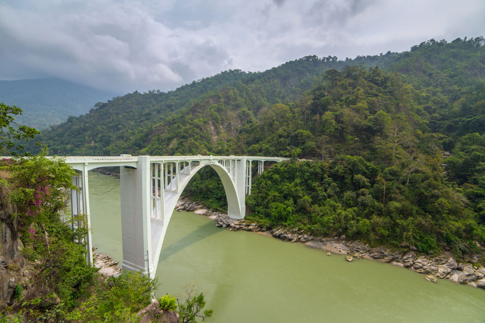 The body of an unidentified man was recovered from the Teesta at Barnish in Maynaguri. In Jalpaiguri, rain that lasted around six hours from Saturday evening flooded most of the 25 wards. The downpour also led to disruption in the power supply.