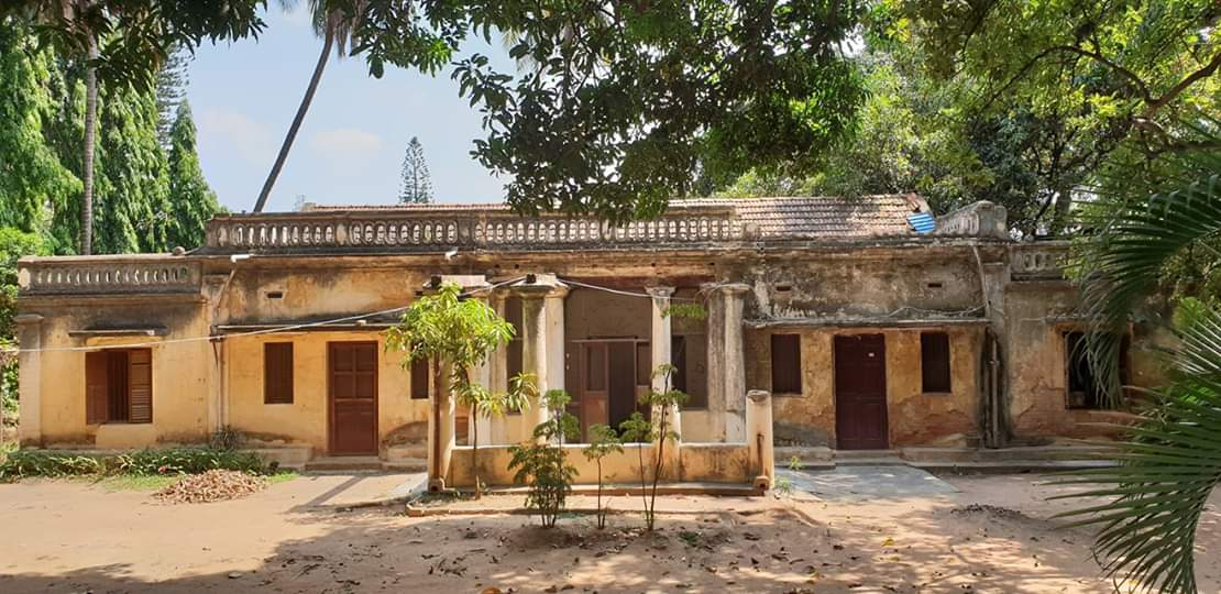 In search of Brown Sahib's bungalow in Bangalore