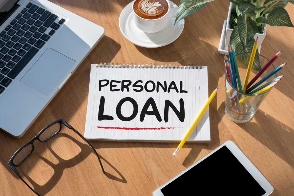 The annualised rate of interest on a typical credit card may be around 40%, the rate on personal loans start from around 10.5%.