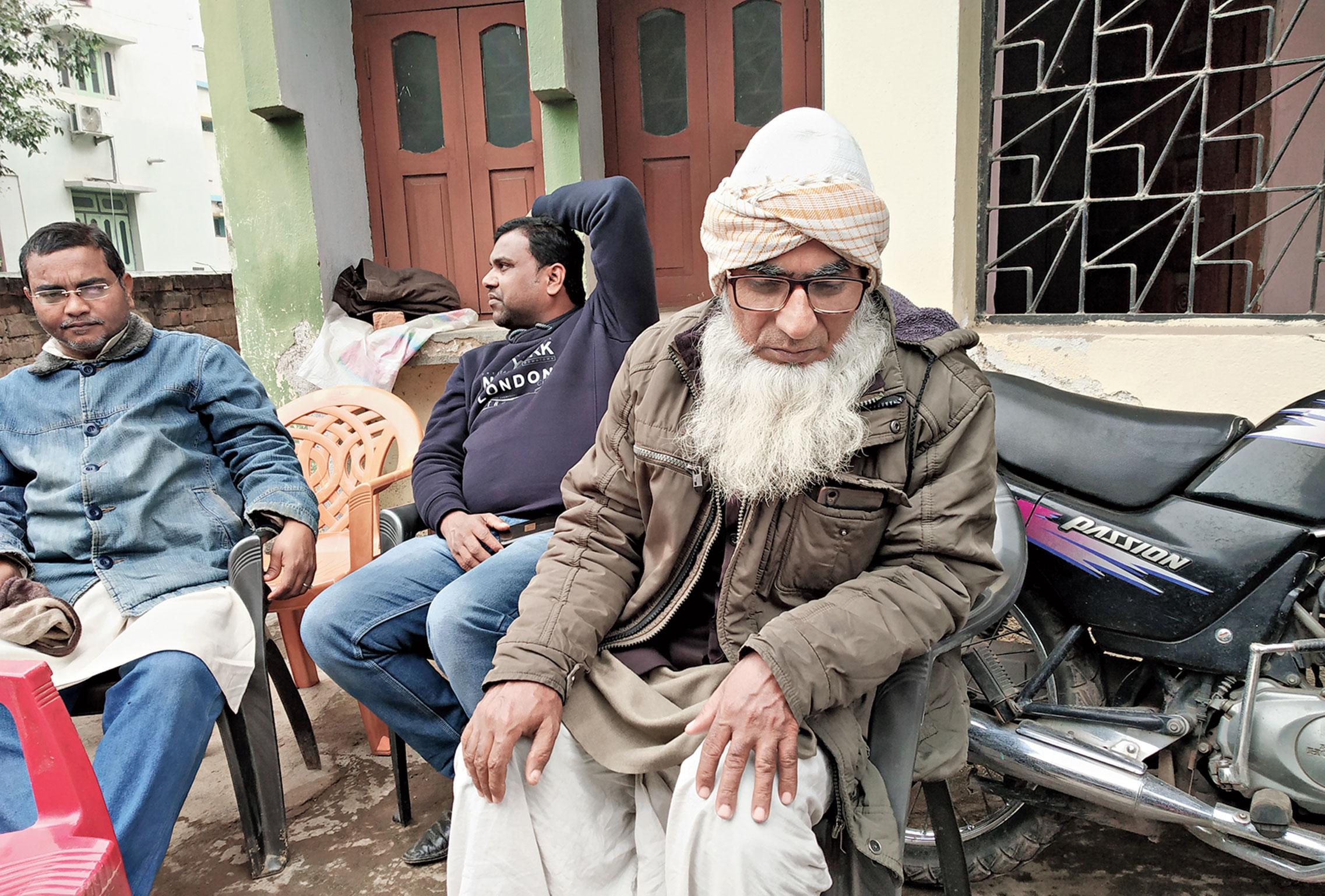 Amir's father Sohail