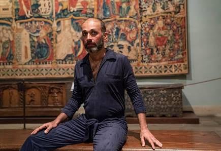 Nikhil Chopra is the 2019-20 Artist in Residence at New York's The Metropolitan Museum of Art