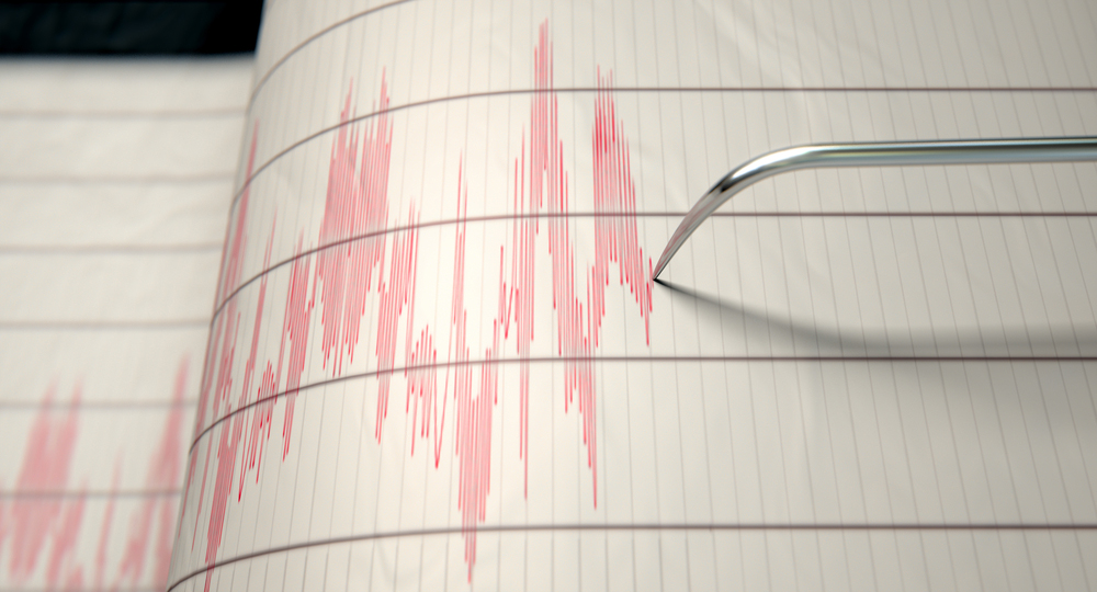 An aftershock of 3.1 magnitude was felt six minutes later