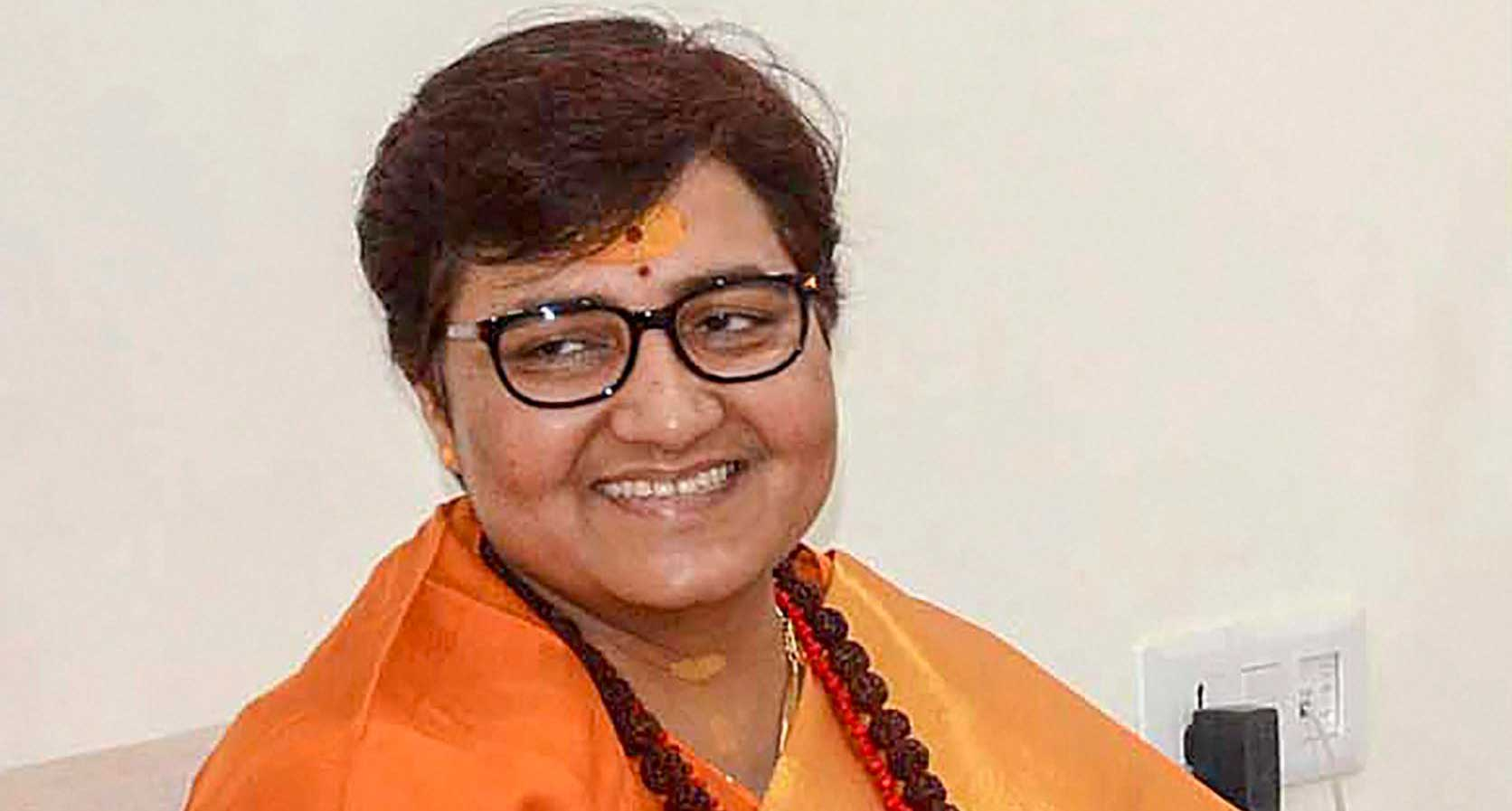 The comic irony of Modi's response to Pragya Thakur's assertion about Godse