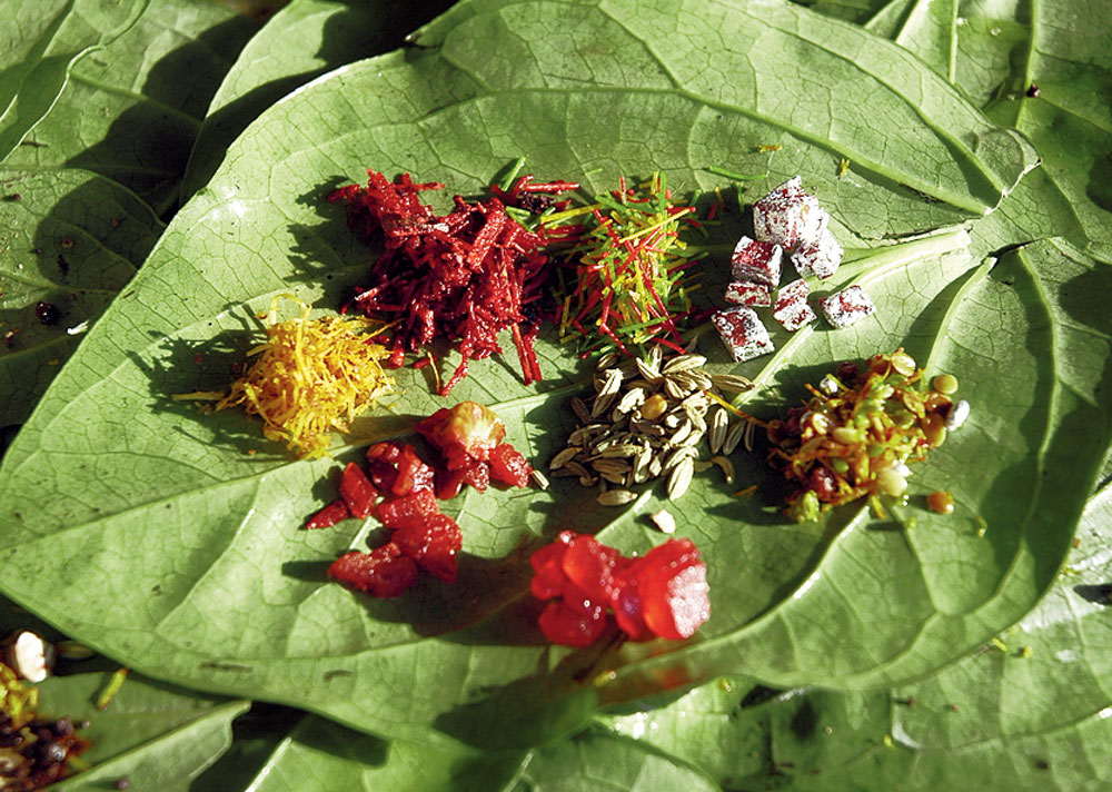 Paan caution to diabetes patients
