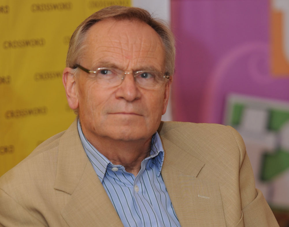 Jeffrey Archer, Tory member of the House of Lords, is one of the most popular authors in the world