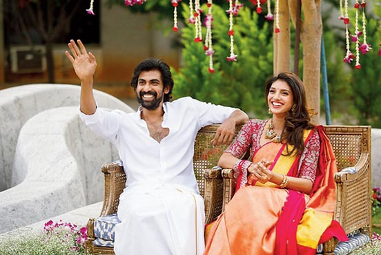 Followed by a virtual proposal due to the lockdown, south superstar Rana Daggubati held his roka with fiancee Miheeka Bajaj amidst a small, select gathering in Hyderabad in May after lockdown rules were relaxed