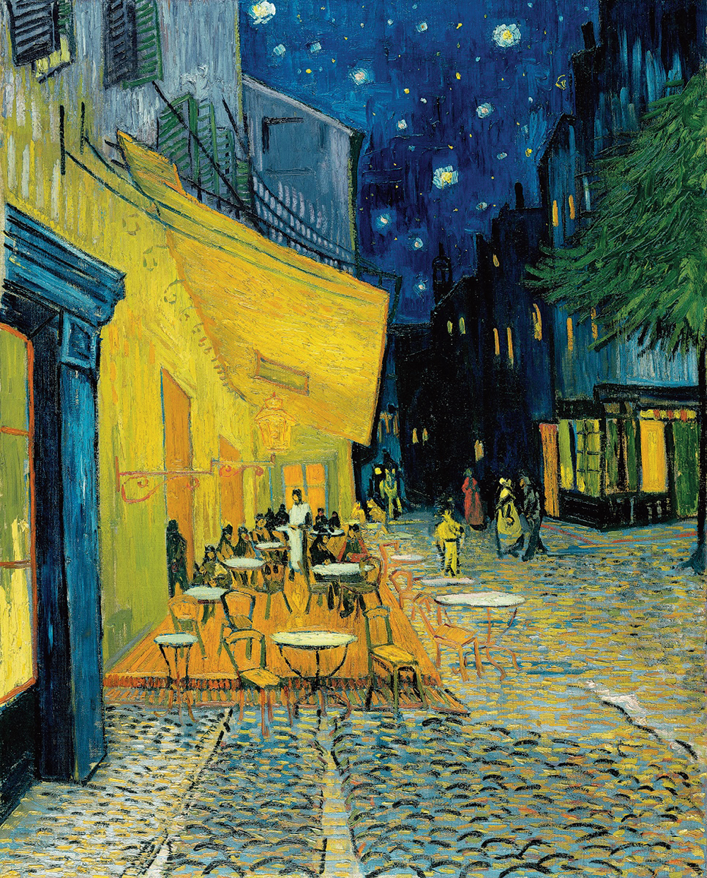 """There is something for everyone in """"The Vincent van Gogh Atlas"""" (Yale/Van Gogh Museum), which traces the artist's journey across Europe. Connoisseurs can follow the evolution of the artist, while laymen can be charmed by reproductions of his paintings and other rare novelties."""