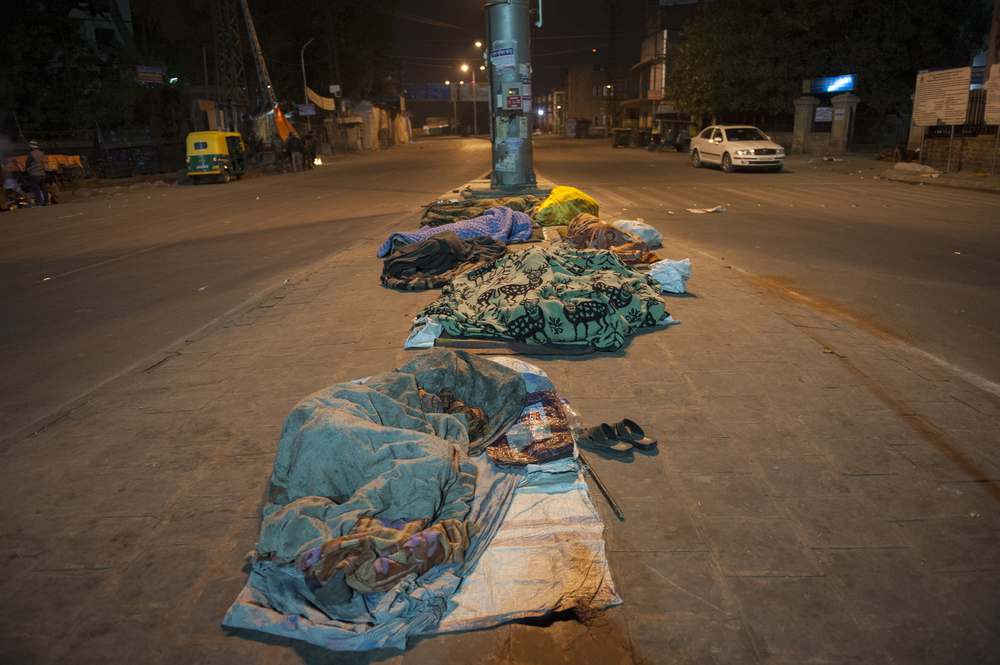 Only 40 per cent of the over 4,000 homeless people surveyed in 15 cities across five states are migrants, the majority among them having come to the cities for livelihood. The rest were born in the cities that have not been able to house them.