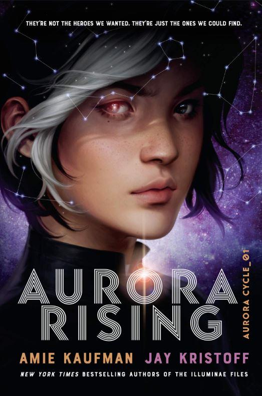 Aurora Rising by Amie Kaufman.