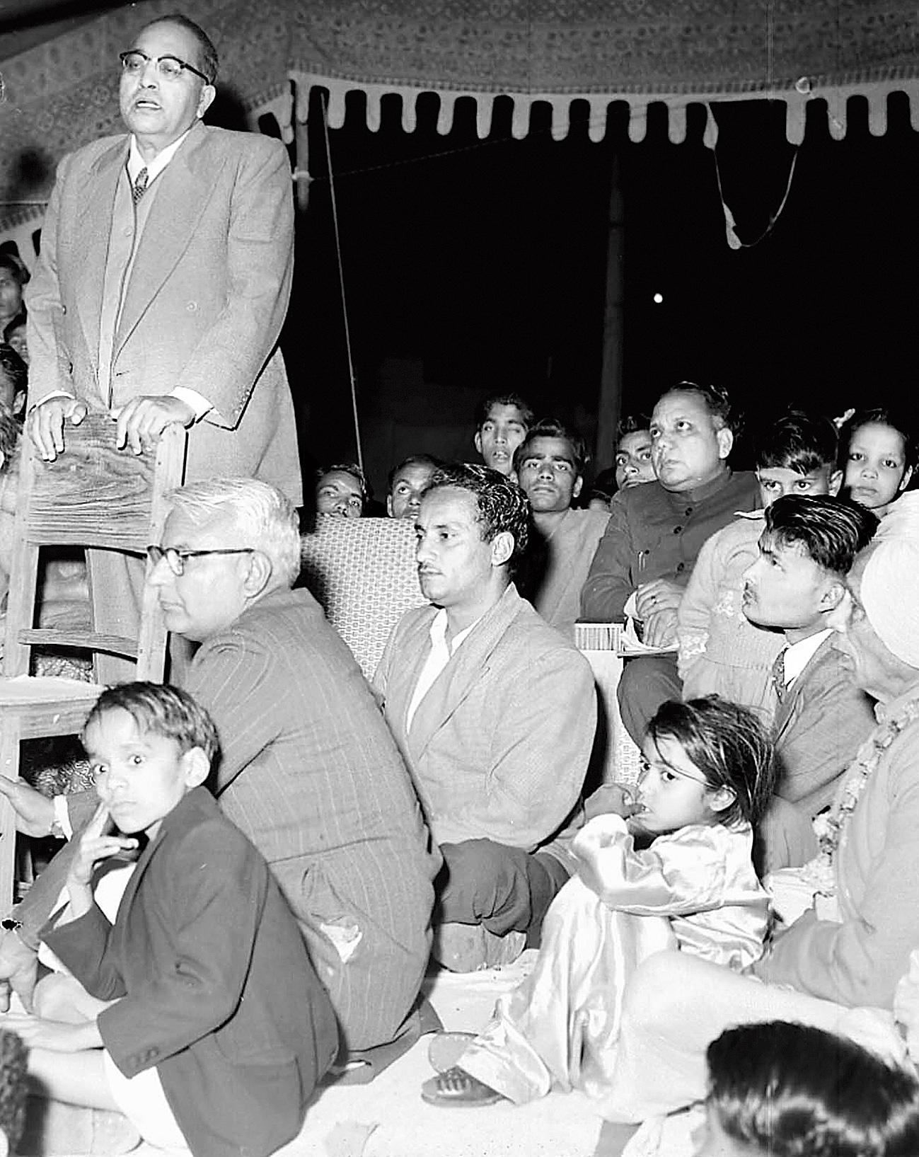 B R Ambedkar called for the annihilation of caste for India to be a society of equals
