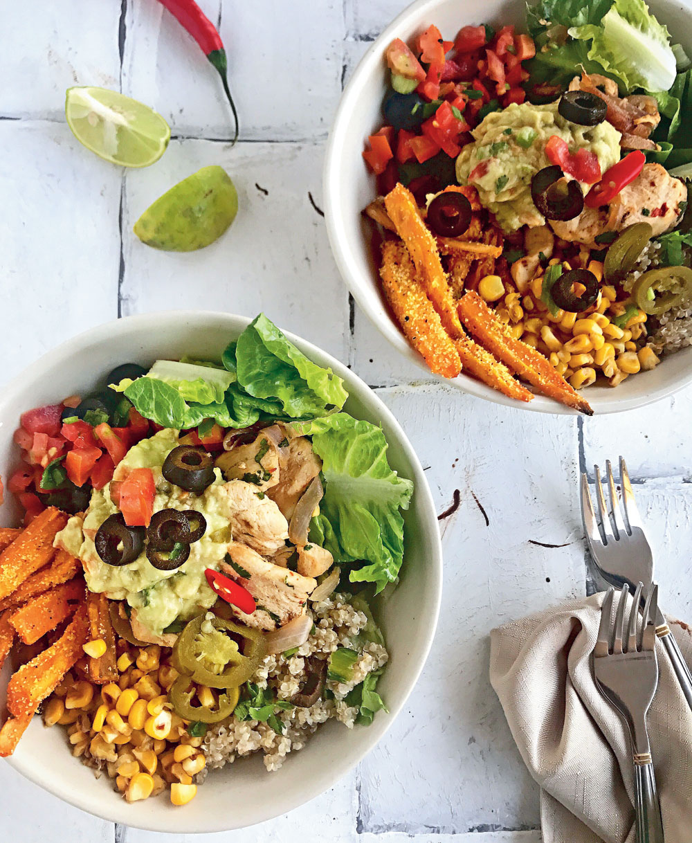 Toss up a salad this summer with these simple recipes