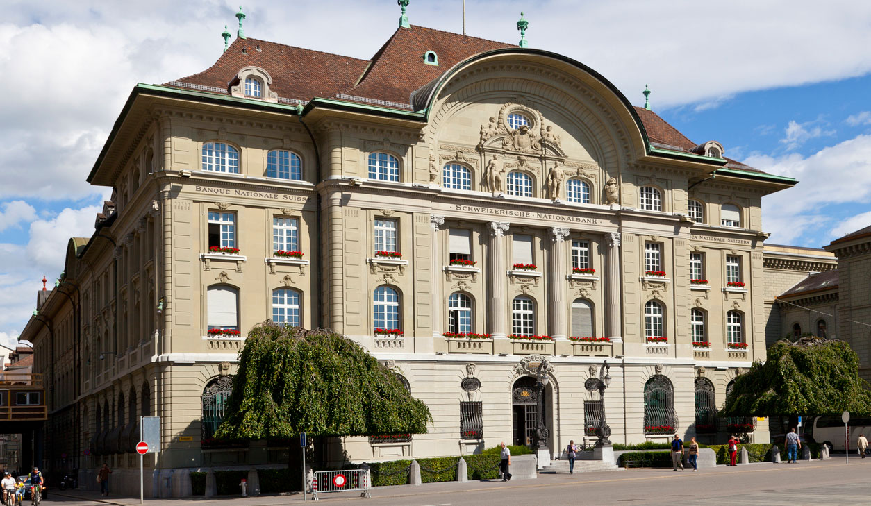The Swiss National Bank (in picture) data had shown the total liabilities of Swiss banks towards Indian clients rising by over 50 per cent in 2017 to 1.01 billion Swiss francs (Rs 7,000 crore), reversing a three-year downward trend.