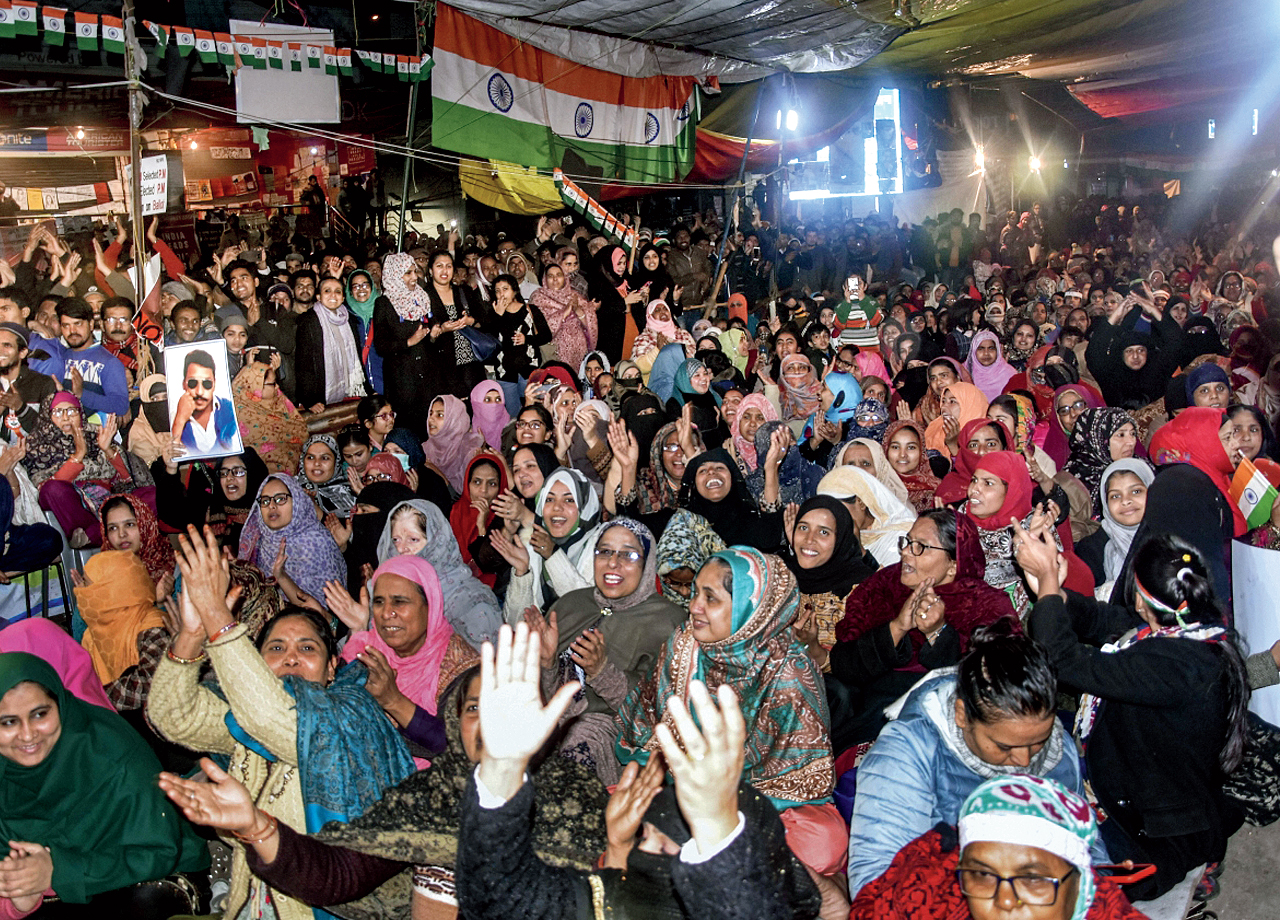 The persistent demand the protesting women raised was that someone in authority must come and talk to them. None ventured to do so. That is the measure of Shaheen Bagh's achievement.