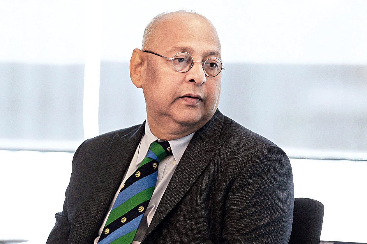 The board's acting secretary, Amitabh Choudhary, will now attend both the Chief Executives' meeting as well as the ICC's board meeting.