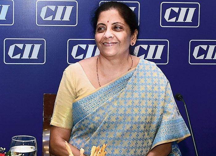 Nirmala Sitharaman battles business blues