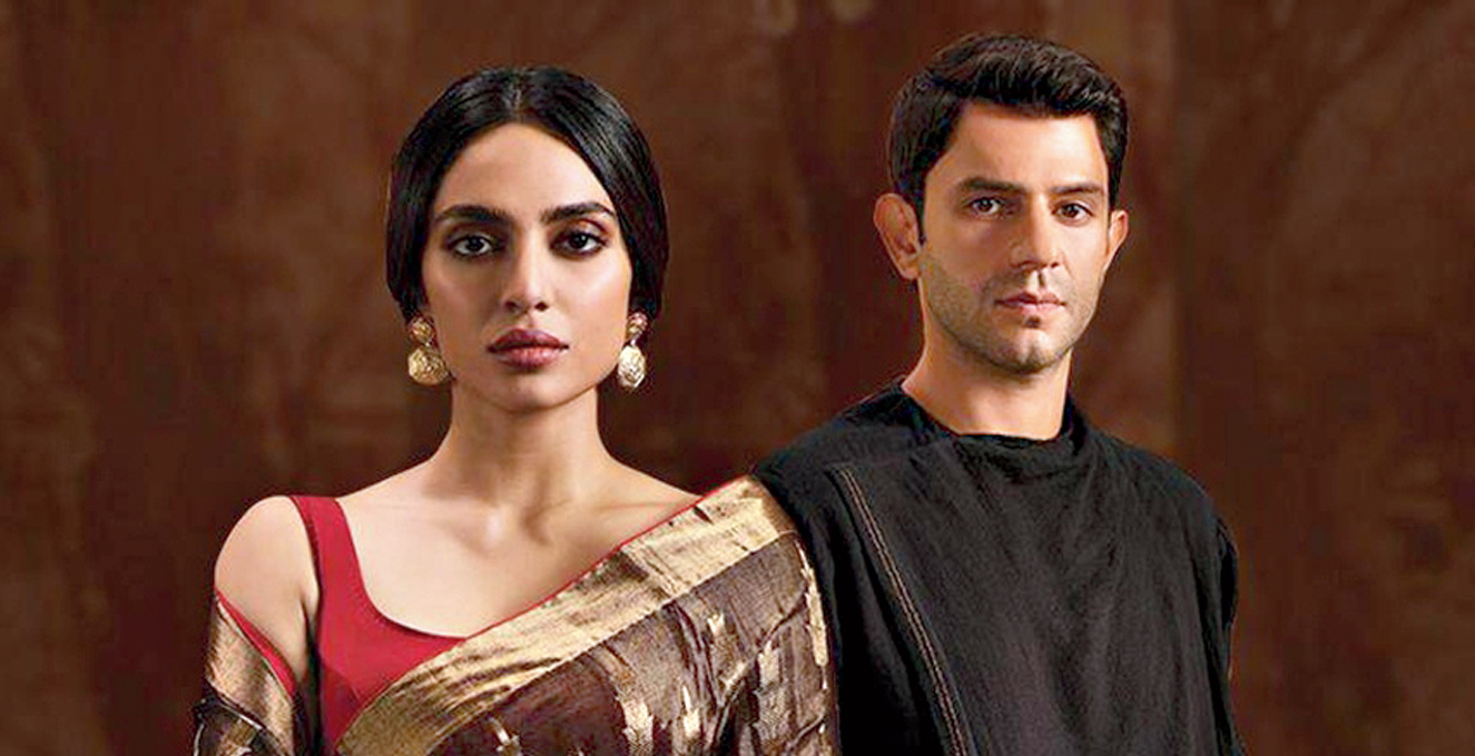 POWER PLAYERS: Sobhita Dhulipala as Tara Khanna and Arjun Mathur as Karan Mehra in Made in Heaven, now streaming on Amazon Prime Video