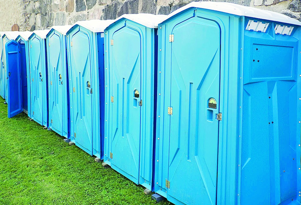 100 'flexi' toilets get funding