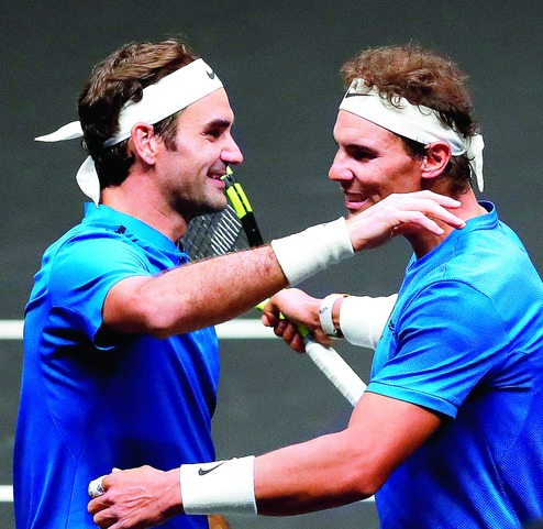 Roger Nadal Will Forever Be My Ultimate Opponent Telegraph India
