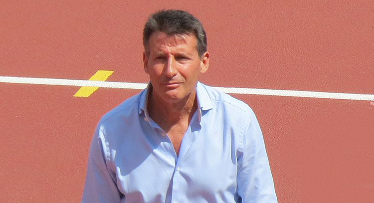 World Athletics chief Sebastian Coe