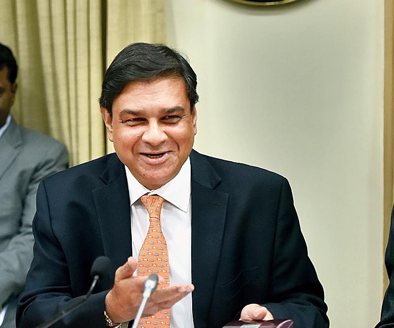 RBI governor Urjit Patel in Mumbai on Wednesday, December 5, 2018.
