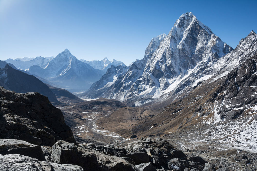 Rumbling giant: The Himalayas