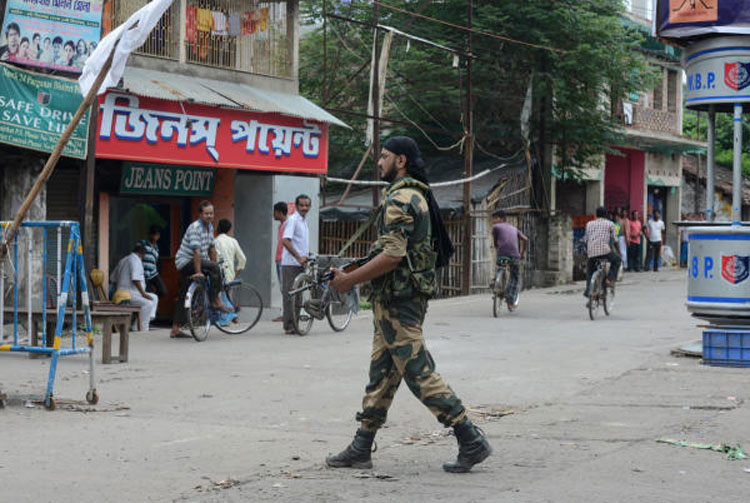 BSF team to visit Calcutta on election recce