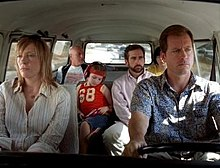 Little Miss Sunshine is another film about dysfunctionality in families