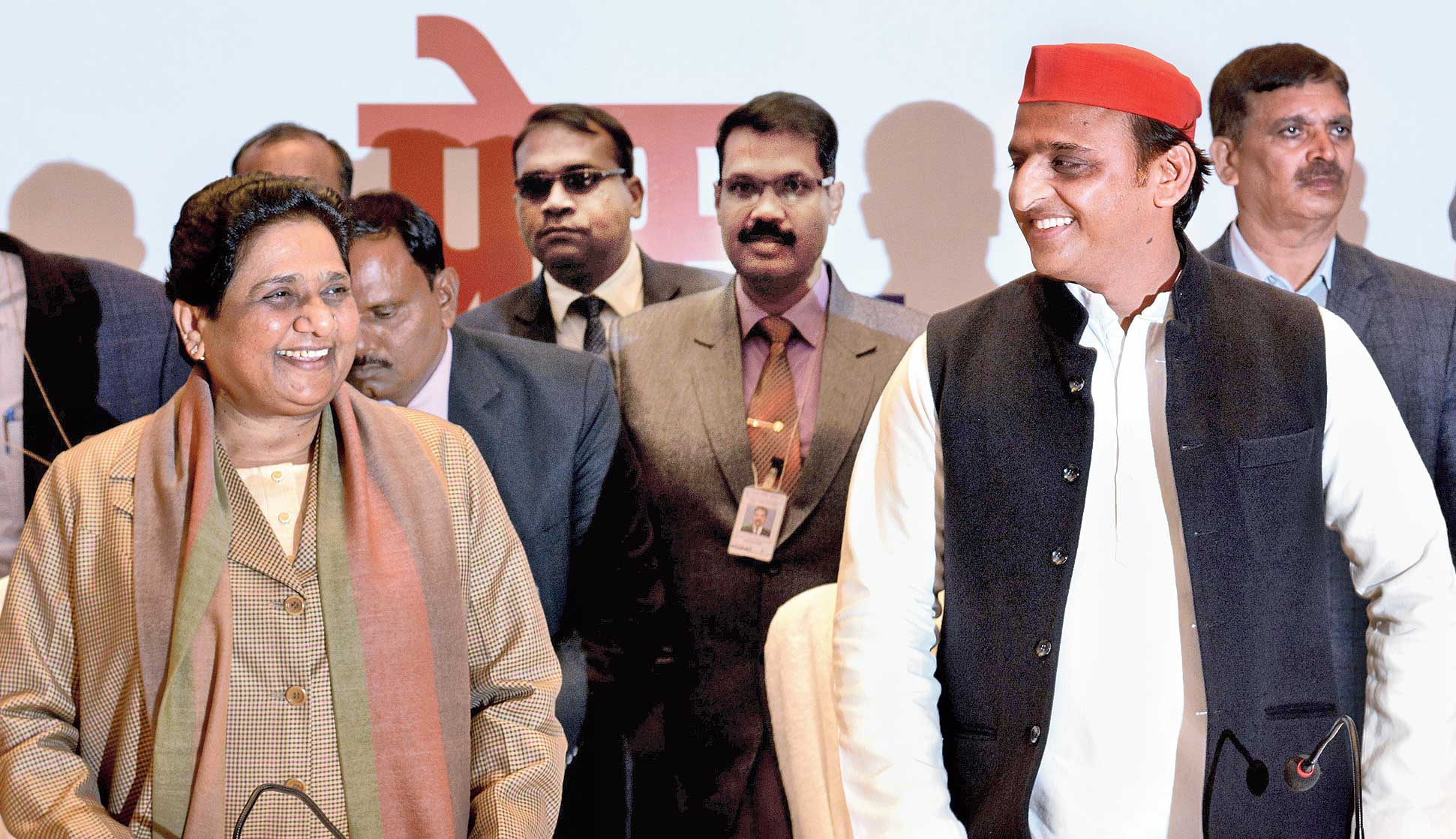 Mayawati and Akhilesh reach 38:38 seats deal