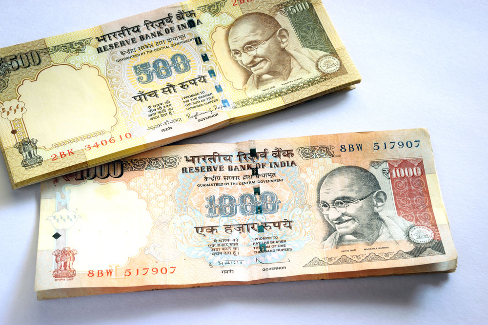 There was a parallel economy running before the note ban, which had drained the country from the inside