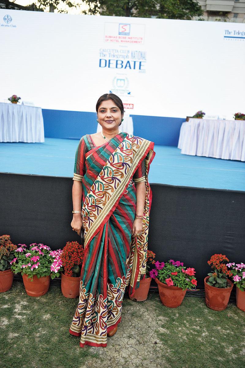Bratati Bhattacharya