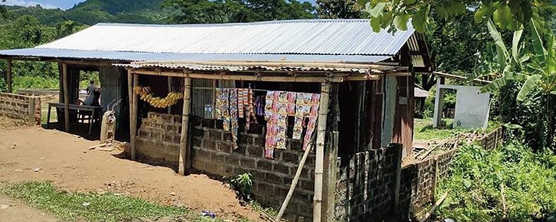 A shop at Zophai
