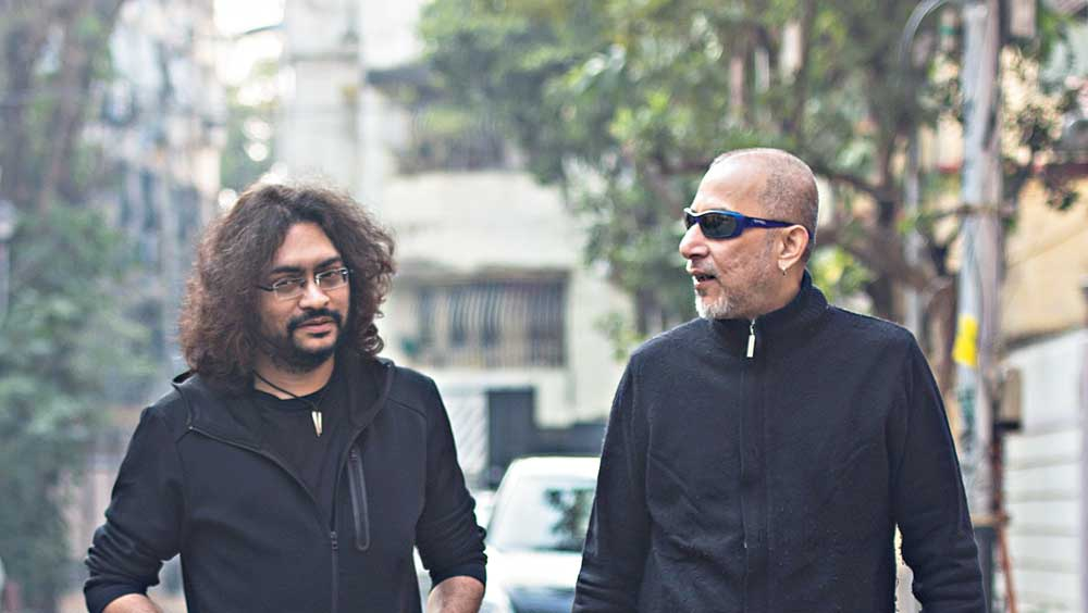 Rupam with Amyt Datta