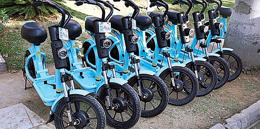 Yulu has a fleet of 8,000 bicycles and 2,000 electric vehicles (EVs) countrywide and plans to go live in five more cities in the next 12 months, including, Delhi-NCR, Hyderabad, Chennai and Calcutta. Its bicycles are called Yulu Move and its lightweight electric two-wheelers are called Yulu Miracle.