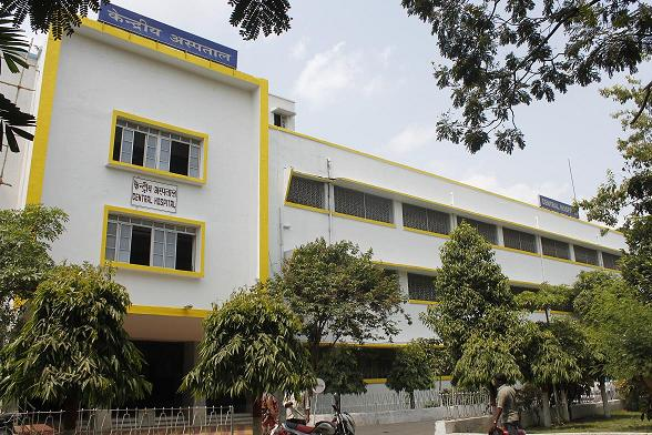 Central Hospital of South Eastern Railway