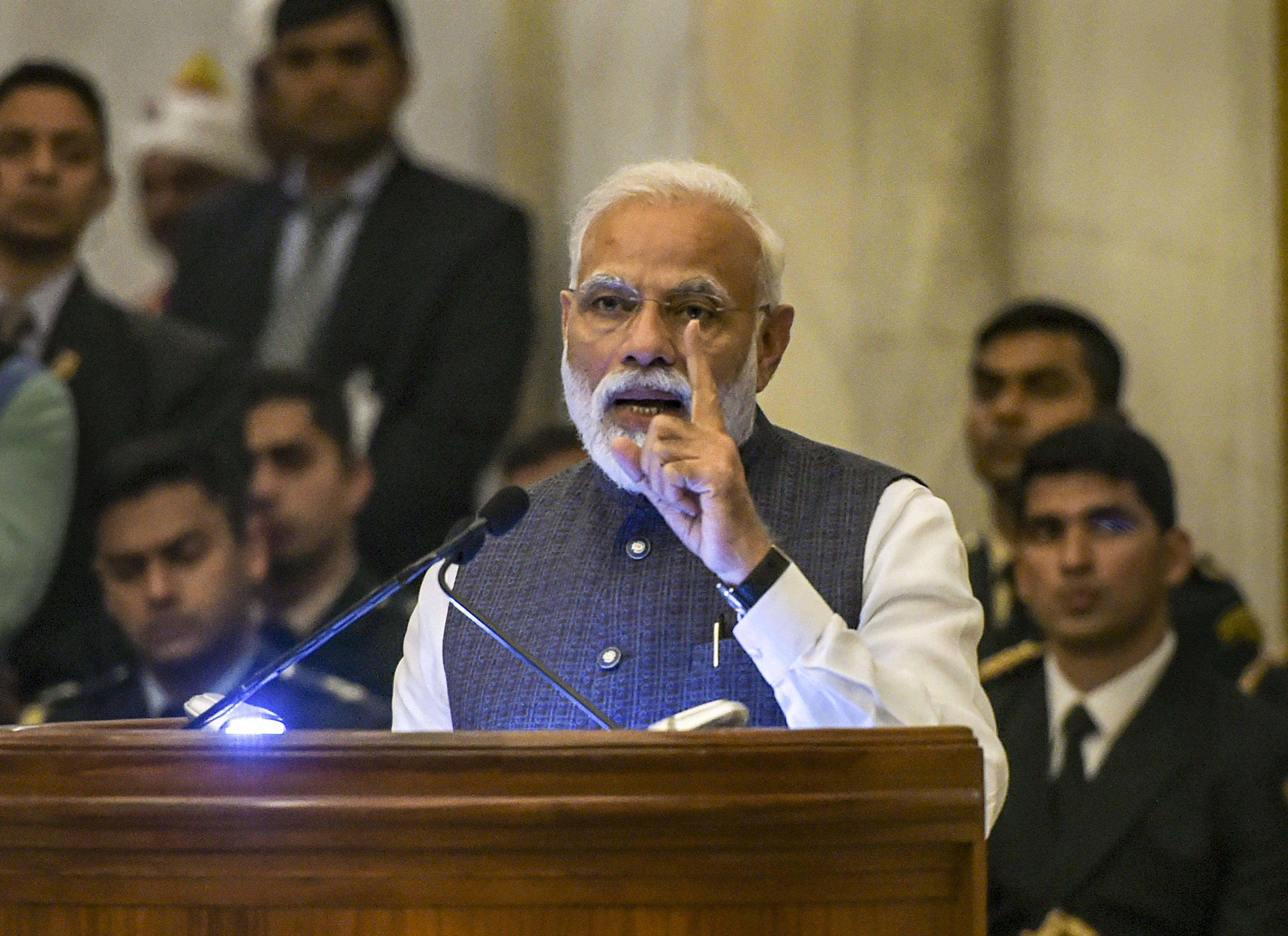 The Narendra Modi government maintains that Pakistan has blinked on the post-Balakot escalation ladder not because of mediation
