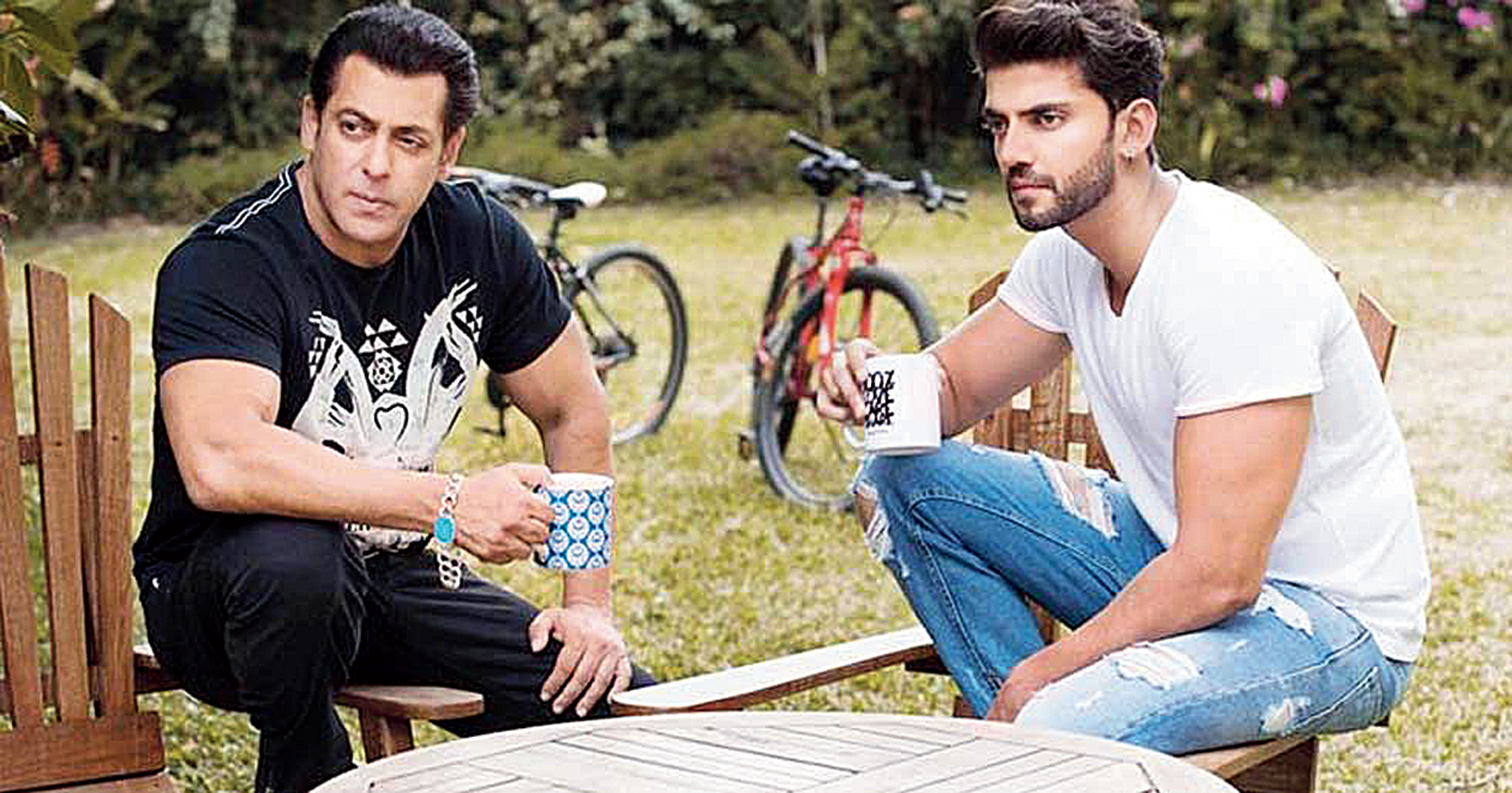 Zaheer Iqbal on being Salman Khan's protege and what makes Notebook the ideal debut film