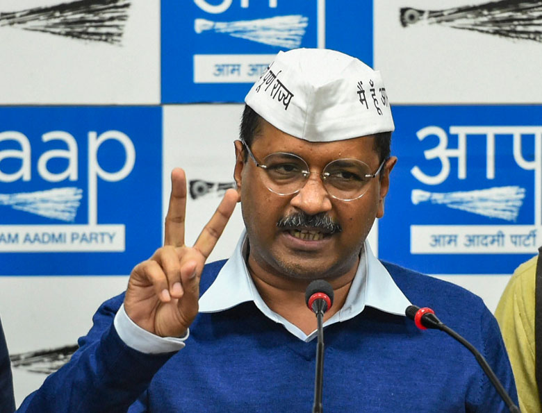 Kejriwal said his government was mulling making Metro and bus travel free for women in Delhi