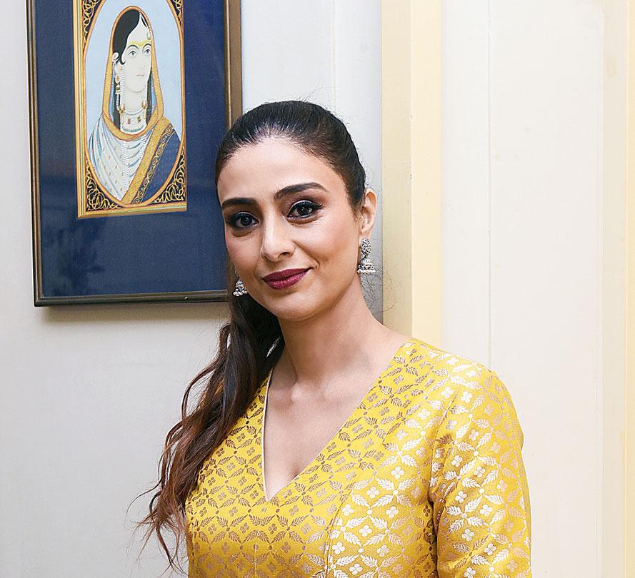 Tabu is Ms Versatile - Telegraph India
