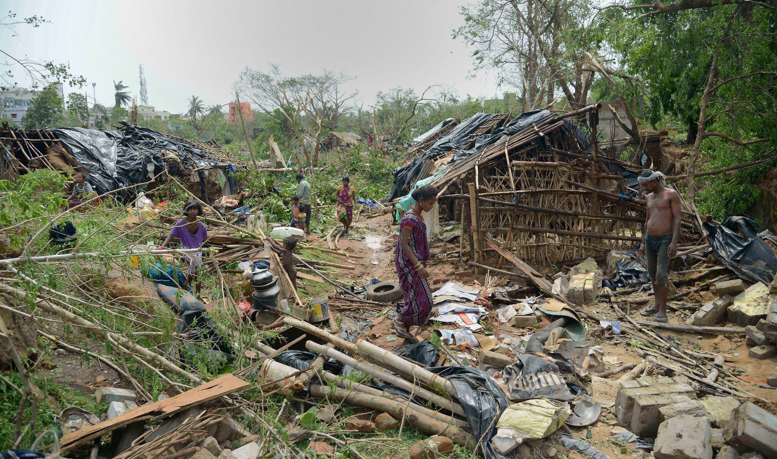 Disaster response: on the right path but not enough