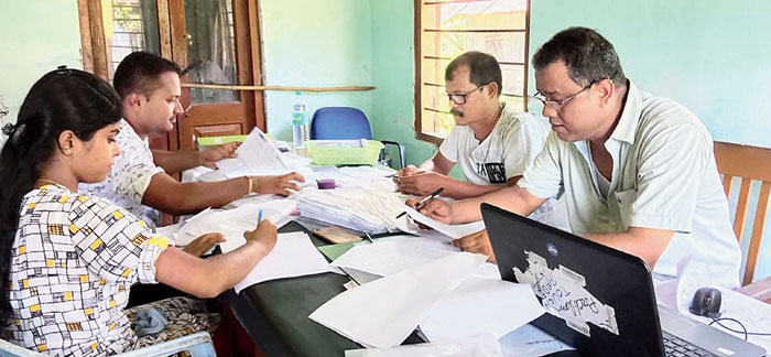 Although the NRC has been finalised only in Assam, BJP leaders, including party president Amit Shah, have been asserting that the register would be extended across the country.