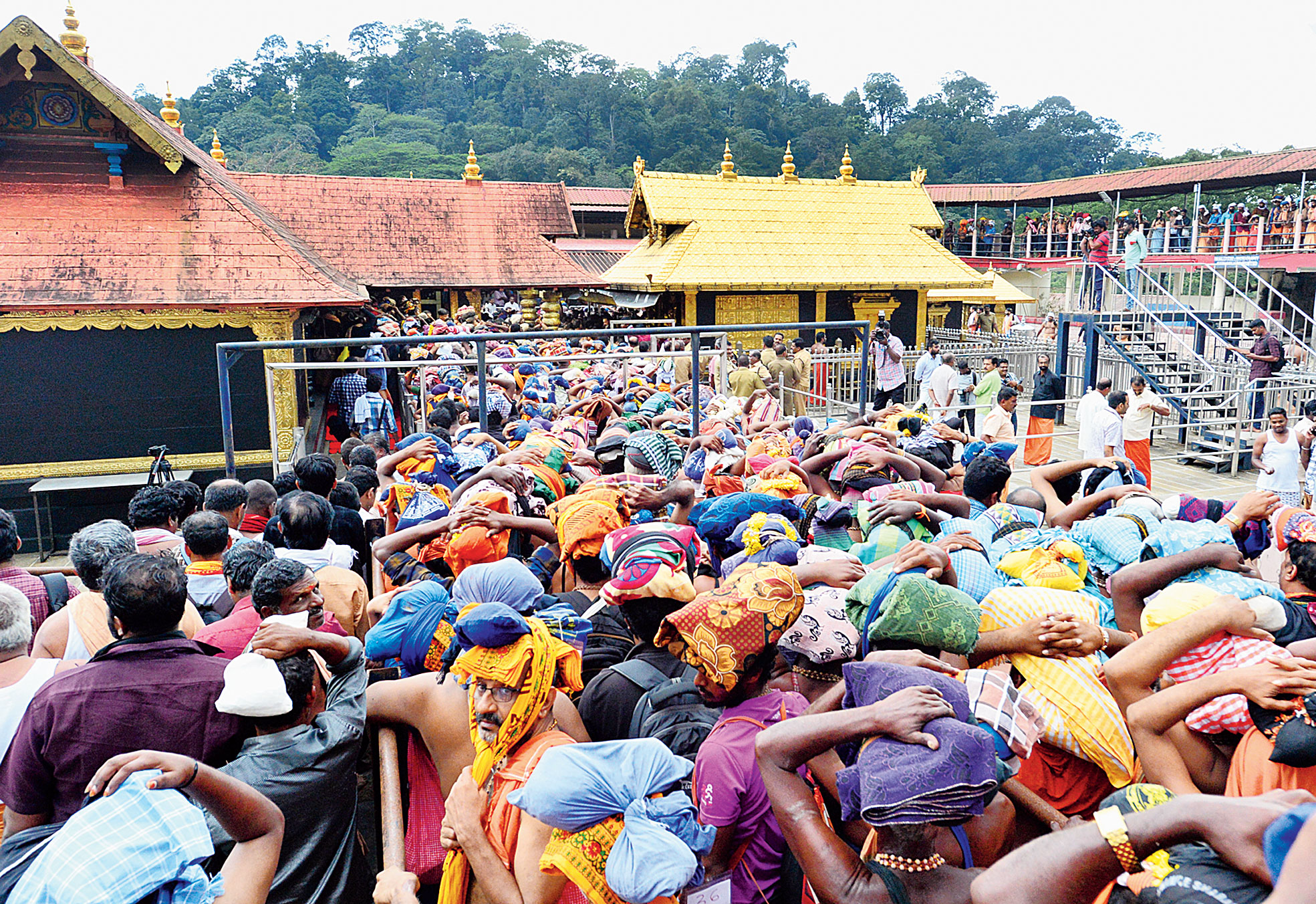 Sabarimala case dissenting view: Interference in religious practices could damage country's secular fabric