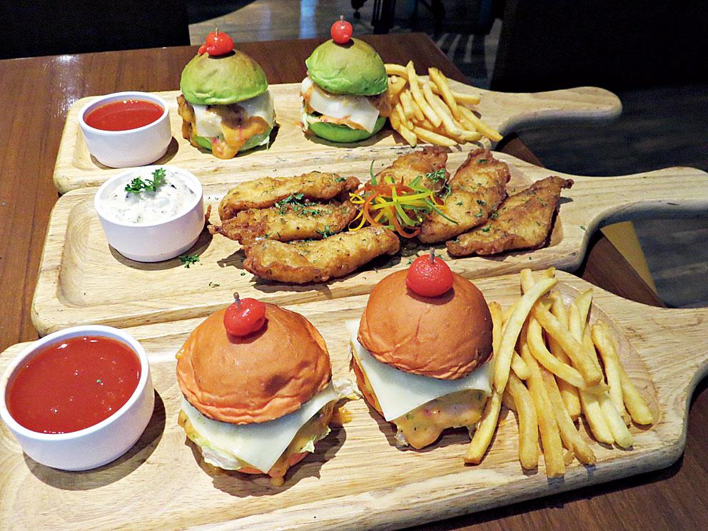 Street food specialist goes global