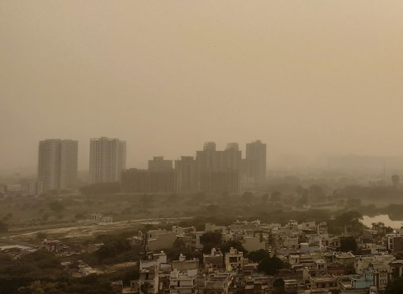 A study compiled by Greenpeace found no less than seven Indian cities among the top 10 that are the most polluted in terms of PM2.5 levels