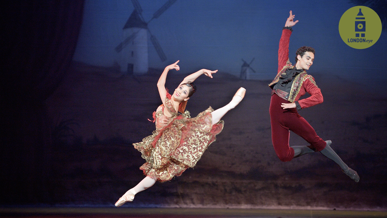 The English National Ballet's adaptation of Nutcracker features 100 dancers and musicians
