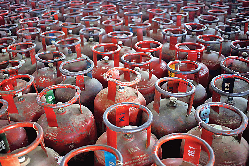"""LPG gas cylinder has not been delivered to my home. I even went to the godown but drew a blank. The supply system has become horrible,"" he said."