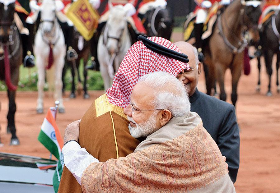India-Pakistan talks in Saudi statement